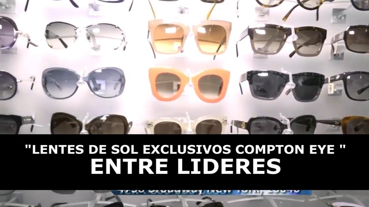 9164406790 LENTES DE SOL EXCLUSIVOS COMPTON EYE ASSOCIATES - YouTube