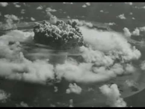 Smashing Pumpkins – Doomsday Clock (music video) Nuclear Explosion