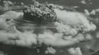 Smashing Pumpkins - Doomsday Clock (music video) Nuclear Explosion