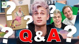 Q&A - Hva skjedde med Rob? Og mye annet!
