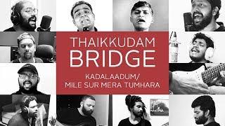 Kadalaadum / Mile Sur Mera Tumhara - Thaikkudam Bridge | Youtube One Nation