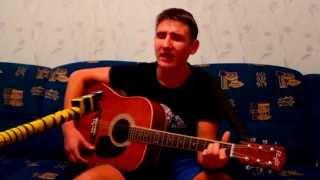 Макс Корж Мотылёк на гитаре - Обучение