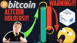 HUGE WARNING TO ALL ALTCOIN & BITCOIN HOLDERS!!!!!!!!!!!!!!!!! [Chainlink CRAZY target.]
