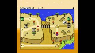 SMW Hack - New Super Mario World 1: The 12 Magic Orbs (4)