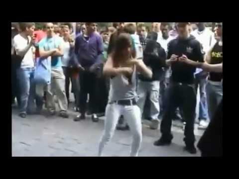 احلى رقص على مهرجان المكنة اوكا واورتيجا 2013 OKA 8%