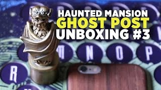Unboxing Haunted Mansion Ghost Post #3 subscription - Ghost Portal & Finale thumbnail