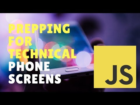 Best Way to Prep for Technical Phone Screens as A Software Developer | Ask a Dev