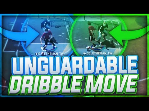 *NEW* ANKLE BREAKER EXPLOIT MUST BE PATCHED ASAP! UNGUARDABLE DRIBBLE MOVE GETS YOU OPEN EVERY TIME!