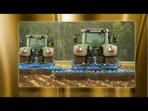 """AGRITECHNICA 2011 Gold Medaille: Guide Connect """"Electronic Drawbar"""" (AGCO GmbH - Fendt)"""