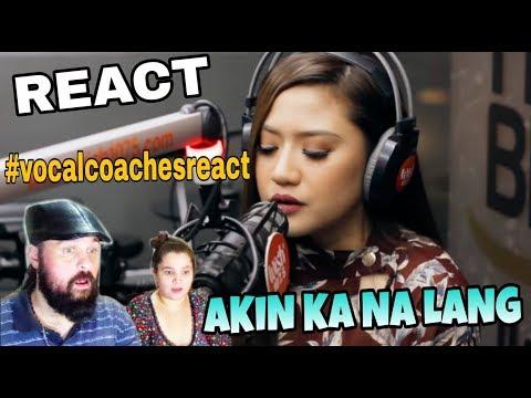 VOCAL COACHES REACT: MORISSETTE AMON - AKIN KA NA LANG