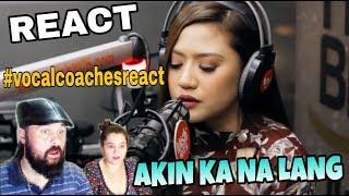 Baixar VOCAL COACHES REACT: MORISSETTE AMON - AKIN KA NA LANG