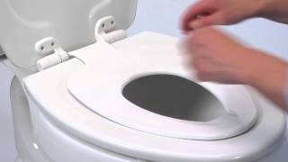Church NextStep® Built-in Potty Seat™ Toilet Seat