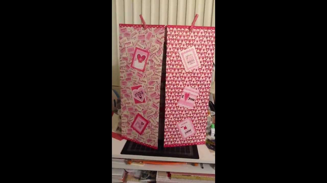 Happy Valentines Day Giant Card Of Love 21413 YouTube – Giant Valentines Card