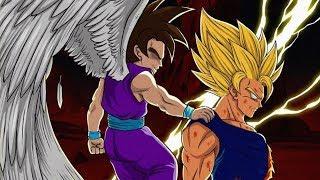 Goku After Gohan's Death