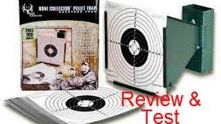 Bone Collector Pellet Trap Review/Test