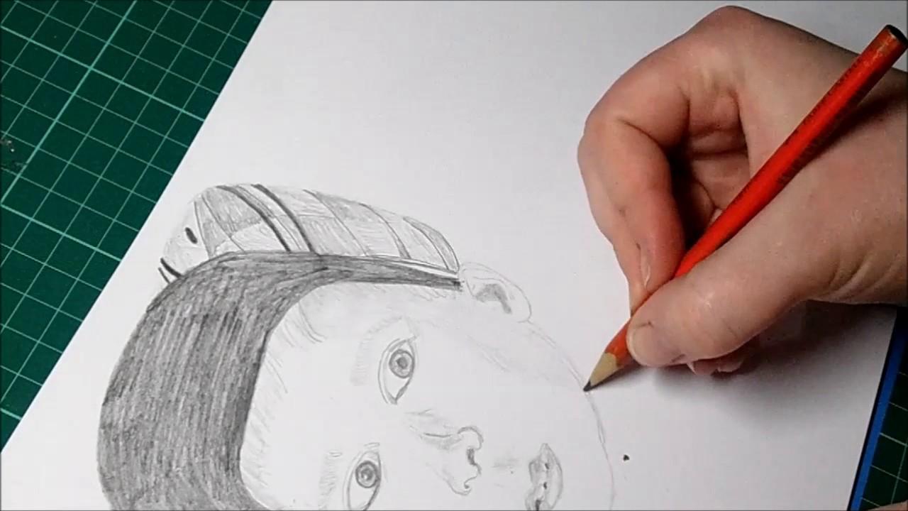 menschen zeichnen lernen wie zeichne ich richtig malen f r anf nger tinker yourself youtube. Black Bedroom Furniture Sets. Home Design Ideas