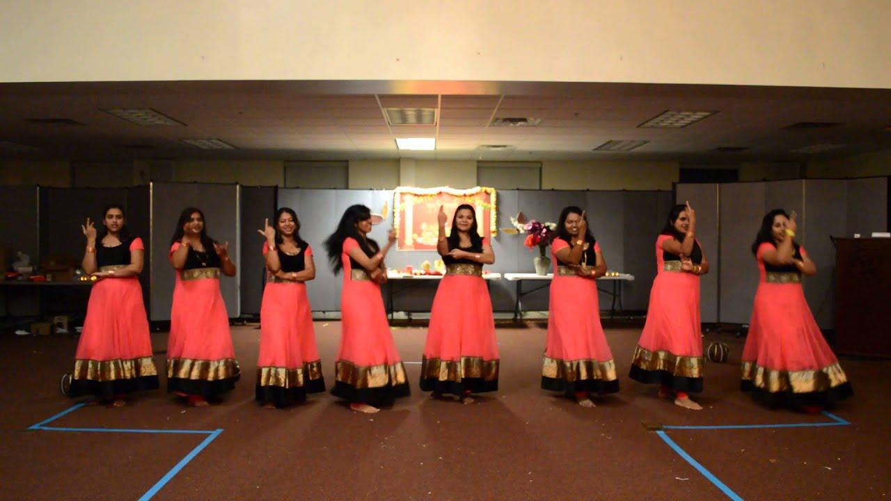 honda marathi mandal marysville dance diwali 2014 youtube