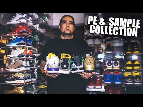 Best Sample & PE Shoe Collection In The World!? (Perfect Pair) Episode 3 Of 3