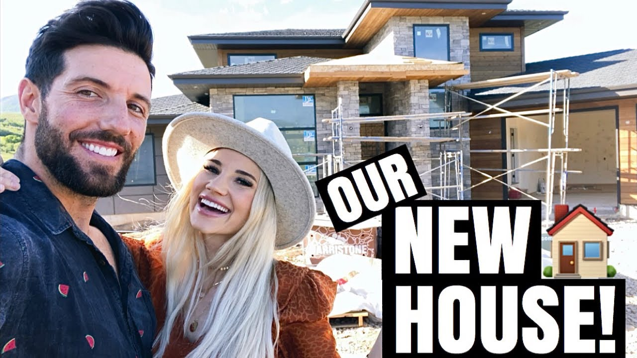 OUR NEW HOUSE! & WE HAVE A HUGE ANNOUNCEMENT!!