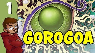 Let's Play   Gorogoa - Part 1 - A Picture within a Picture