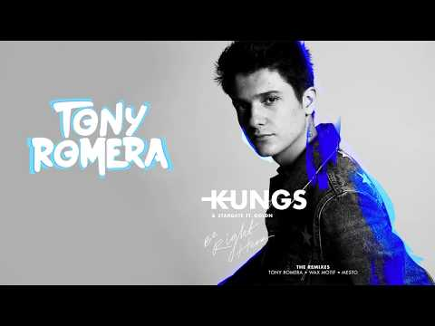 Kungs & Stargate ft. GOLDN - Be Right Here (Tony Romera Remix)