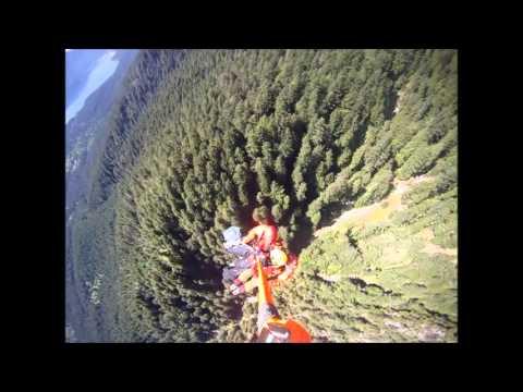 A unique perspective on long line rescue