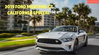 2019 Ford Mustang GT California Special - Interior and Exterior - Phi Hoang Channel.