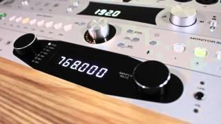 Isochrone OCX HD Master Clock | Antelope Audio
