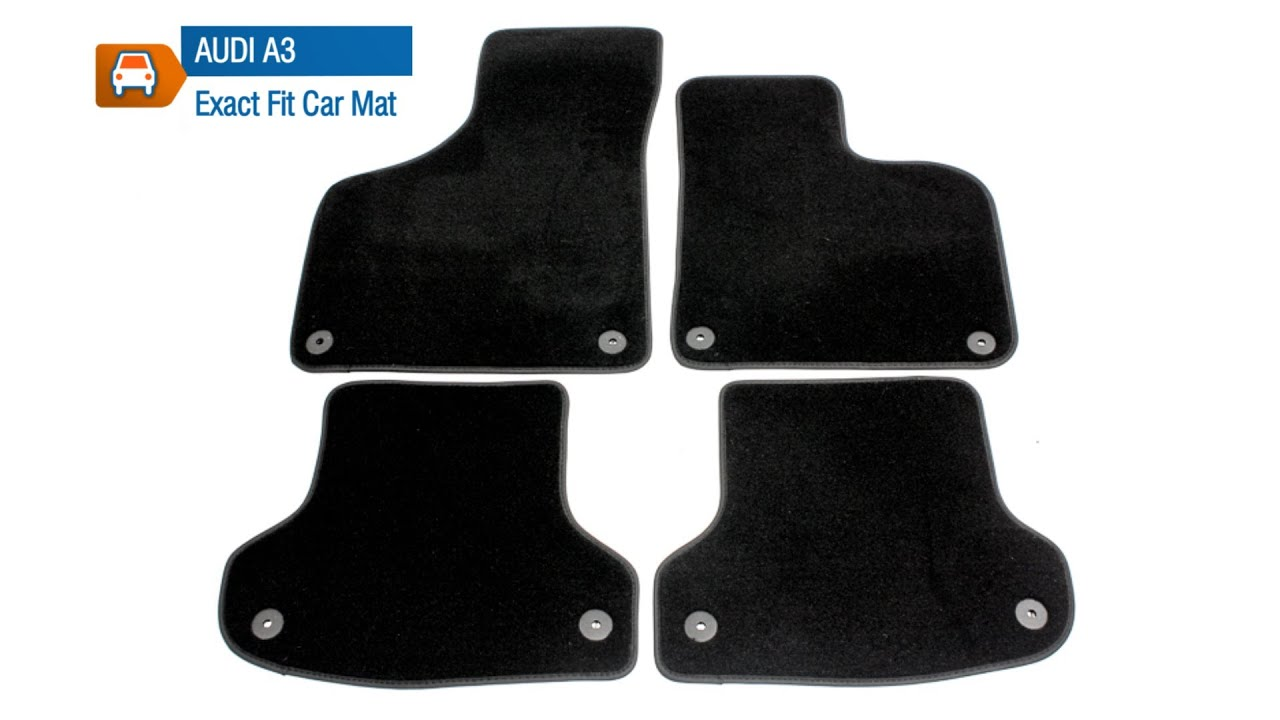 Looking for car mats on Audi 1