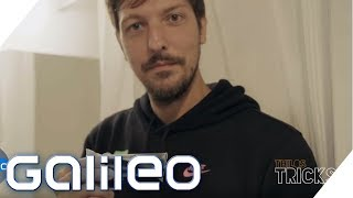 Nur mit Handgepäck: So reist Thilo um die ganze Welt | Galileo | ProSieben