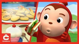 COCOMONG EATING video compilation 2[love to eat/secret food/Learn English/#forkids]