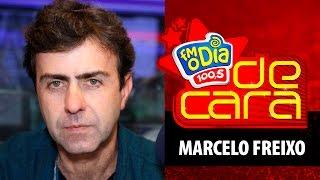 Marcelo Freixo critica milícia