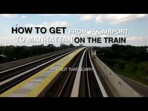 How to Get to Manhattan from JFK Airport on the Train | Cover-More Travel Insurance