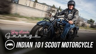 1931 Indian 101 Scout Motorcycle - Jay Leno