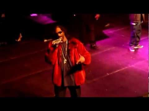Snoop Dogg - Ancienne Belgique - 29 December 2012