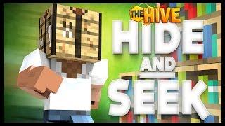 HIDE & SEEK - Minecraft Mini-Game  - w/ ZaiLetsPlay