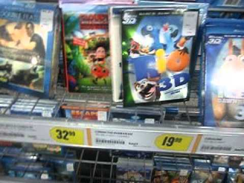 Valley Stream Green Acres Best Buy 3D Movies.DVDs.Blu-rays