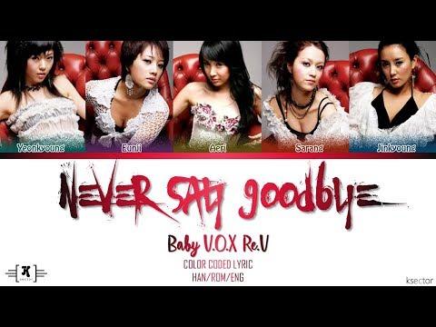 Baby V.O.X Re.V (베이비복스 리브) -