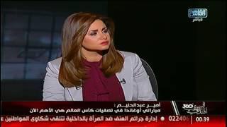 المصرى أفندى 360 | لقاء مع المحلل الرياضى أمير عبدالحليم وتقييم خاص لأداء مصر فى البطولة