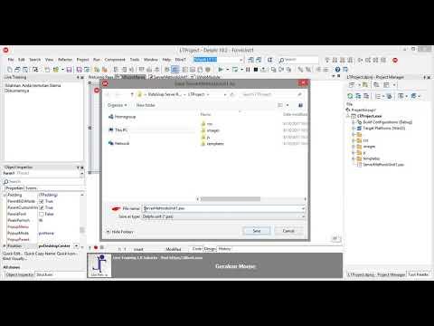 Live Training 1.0 Jakarta - DataSnap Server REST Application Authorization