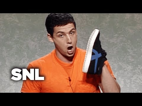Weekend Update: Adam Sandler on More Halloween Costume Ideas - SNL