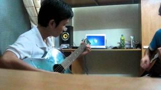 Nàng sơn ca guitar.AVI