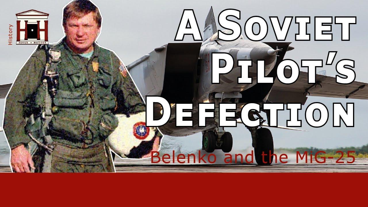 """Download The Stolen MiG-25 """"Foxbat"""" and Viktor Belenko's Defection of 1976"""
