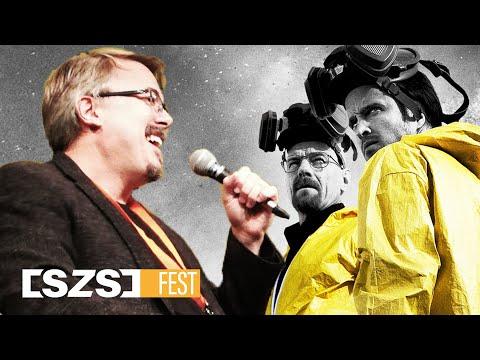 Conversación con Vince Gilligan ('Breaking Bad' y 'Better Call Saul') - Serielizados Fest 2018