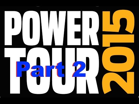 HOT ROD Power Tour 2015 with AGearHead4Life - PART 2