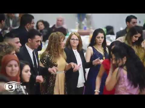Daweta Rezgar & Aljin  Part 4  10/3/2018 Hunermend Ziyad Hesso shexani  By VIDEO BIJAN