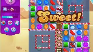 Candy Crush Saga Level 4290 NO BOOSTERS