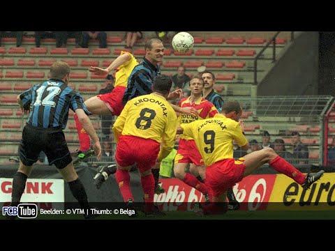 1994-1995 - Beker Van België - 06. Finale - Club Brugge - Germinal Ekeren 3-1