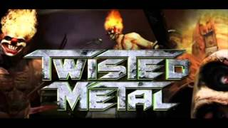 Twisted Metal PS3 [Sound Track] # 03 [Bruise Control]