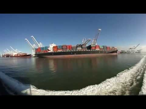 Jack London to San Francisco on the Ferry in VR January 17, 2017